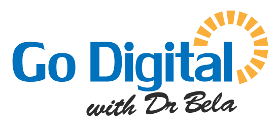 Go Digital with Dr Bela